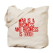 WAR Business Tote Bag