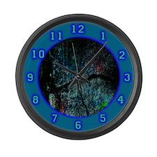 Large Abstract Wall Clock 1