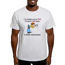 Home Improvement PhD T-Shirt