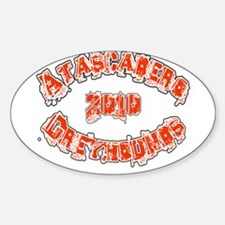 ATASCADERO GREYHOUNDS *2* Decal