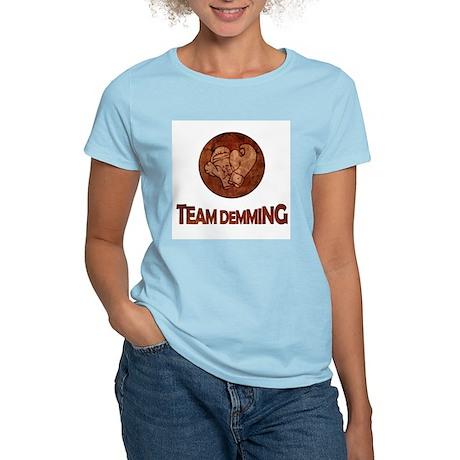 """""""Team Demming"""" Women's Light T-Shirt"""