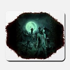 Zombies!! Mousepad