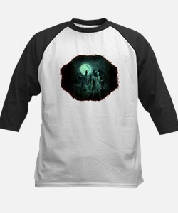 Zombies!! Kids Baseball Jersey