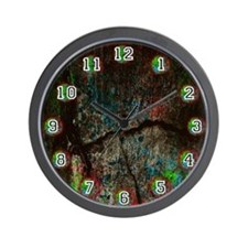 Abstract Wall Clock 2