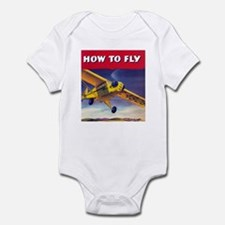 How To Fly Infant Creeper