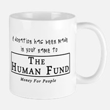 A Donation Has Been Made In Y Mug