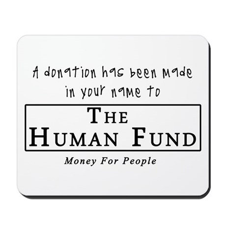 A Donation Has Been Made In Y Mousepad