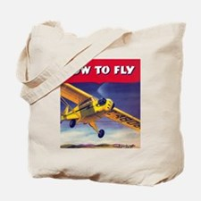How To Fly Tote Bag