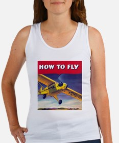 How To Fly Women's Tank Top