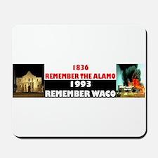 Remember The Alamo Mousepad