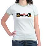 Remember The Alamo Jr. Ringer T-Shirt
