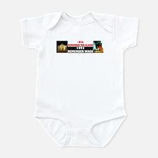 Remember The Alamo Infant Bodysuit