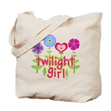 Twilight Girl by Twibaby Tote Bag