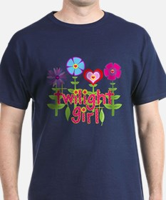 Twilight Girl by Twibaby T-Shirt