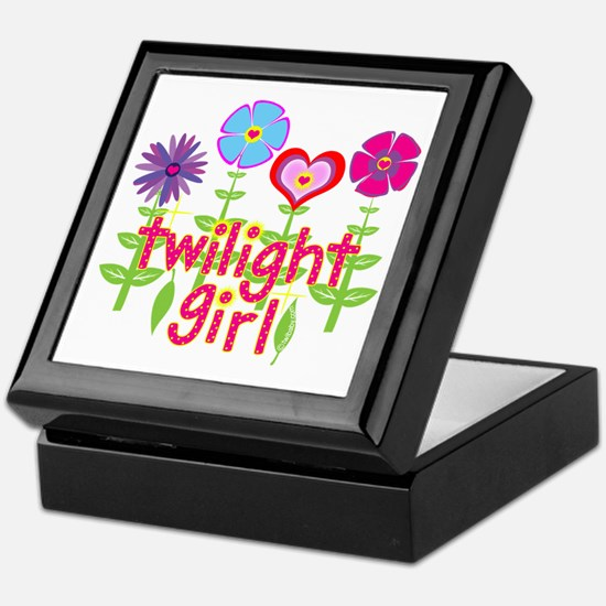 Twilight Girl by Twibaby Keepsake Box