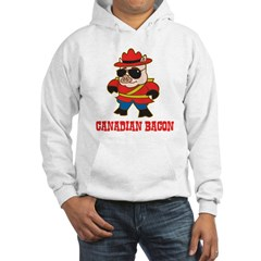 Canadian Bacon Hoodie