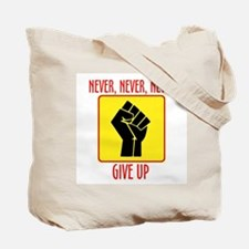RISE UP IN 2010 Tote Bag