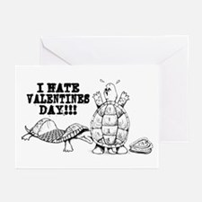 I Hate Valentines Day Greeting Cards (Pk of 10