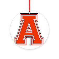 A *1* Ornament (Round)