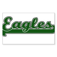 EAGLES *10* Decal