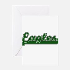 EAGLES *10* Greeting Card
