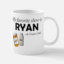 """Favorite Show Ryan"" Mug"