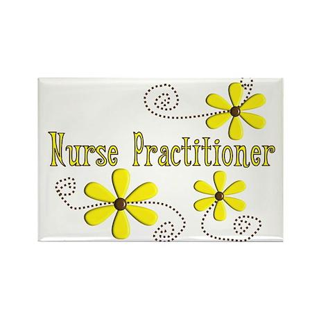 nurse practitioner Rectangle Magnet