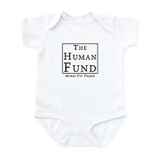 The Human Fund Infant Bodysuit