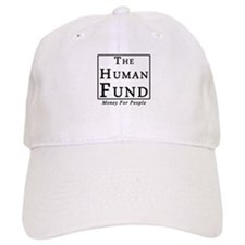 The Human Fund Baseball Baseball Cap