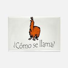 Como Se Llama (The Original 2005 Print) Rectangle