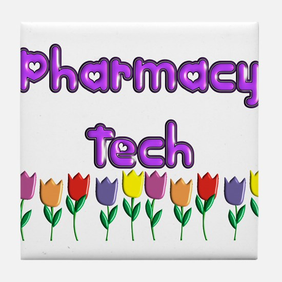 More Pharmacist Tile Coaster