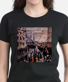 The Boston Tea Party Tee