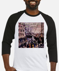 The Boston Tea Party Baseball Jersey