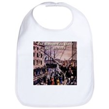 The Boston Tea Party Bib