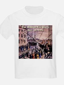 The Boston Tea Party T-Shirt