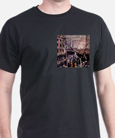 The Boston Tea Party T-Shirt