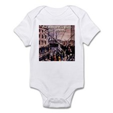 The Boston Tea Party Infant Bodysuit