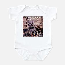 The Boston Tea Party Infant Bodysuit