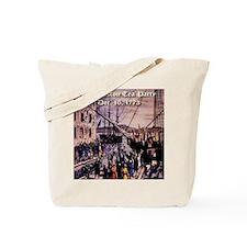 The Boston Tea Party Tote Bag