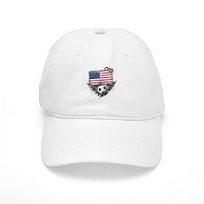 Soccer Fan United States Baseball Cap
