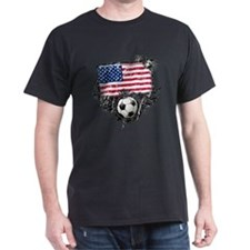 Soccer Fan United States T-Shirt