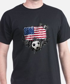 Soccer Fan United States T-Shirt