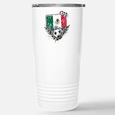 Soccer Fan Mexico Travel Mug