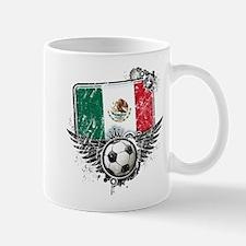 Soccer Fan Mexico Mug