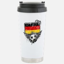 Soccer Fan Germany Travel Mug