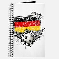 Soccer Fan Germany Journal