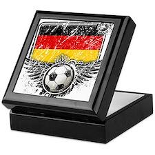 Soccer Fan Germany Keepsake Box