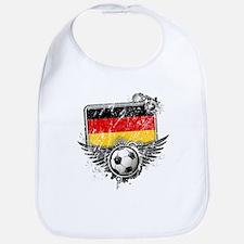 Soccer Fan Germany Bib