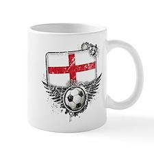 Soccer Fan England Mug