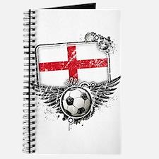 Soccer Fan England Journal